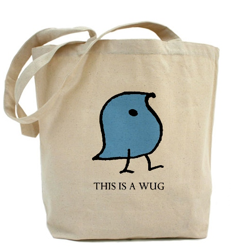 This is a wug bag