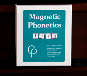 Magnetic Phonetics box
