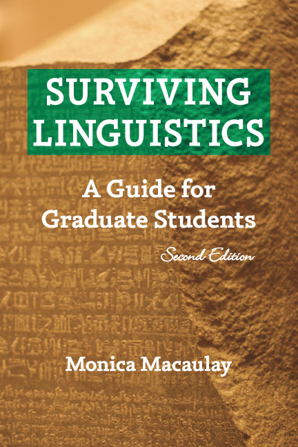 Cover of Surviving Linguistics